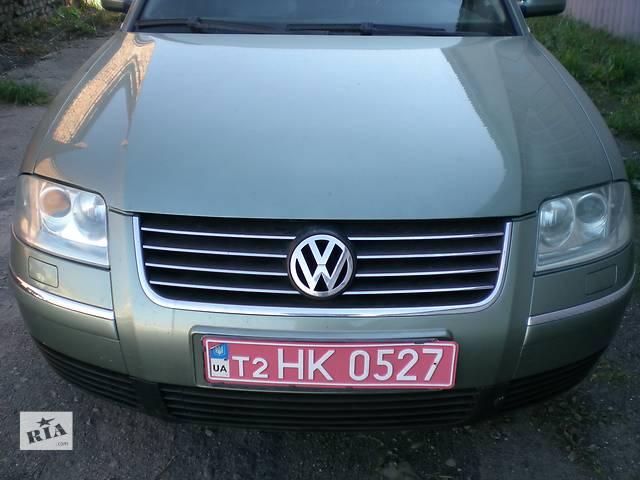 продам Фари  Volkswagen Passat B5 бу в Луцке