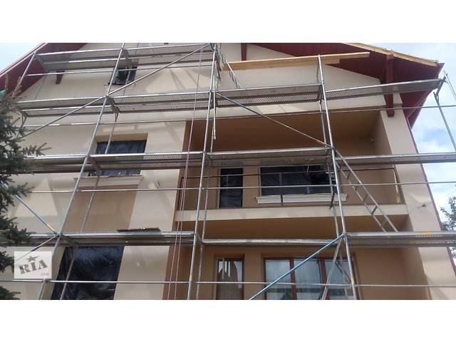 купить бу Фасадные работы, утепление фасадов.  в Украине