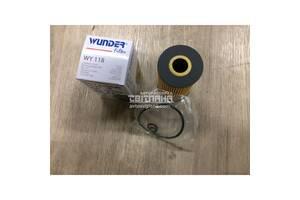 Фільтр масляний Фольксваген VW 1.6 -2.0TDI 10 WUNDER FILTER WY118