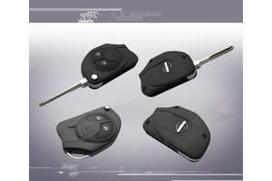 Flip key - ключ открывалка Nissan Micra K13 2011-2016 гг. / Корпус ключа Ниссан Микра