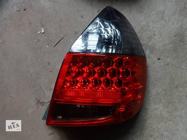 купить бу фонарь задний для Honda Jazz, Fit, 2002-08 LED в Львове