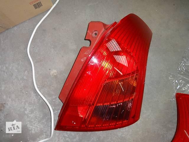 купить бу фонарь задний для хэтчбека Suzuki Swift 2005-10 в Львове