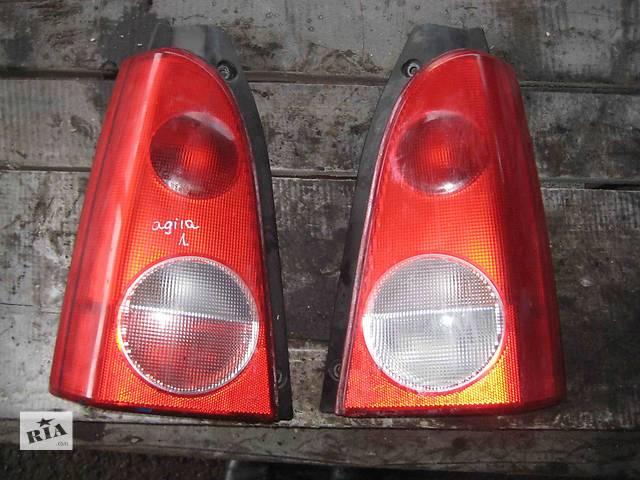 купить бу  Фонарь задний для легкового авто Opel Agila в Львове