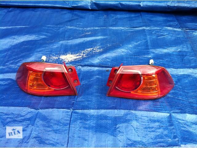 Фонарь задний для  Mitsubishi Lancer X- объявление о продаже  в Львове