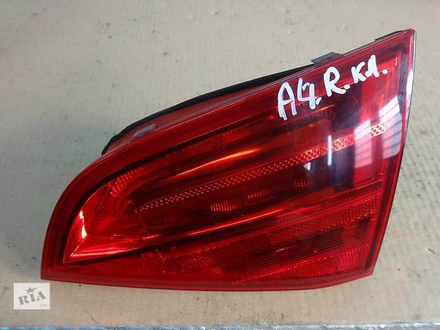 продам фонарь задний для универсала Audi A4 B8 2008-11 бу в Львове