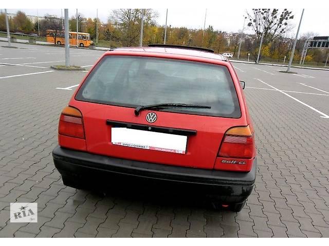 бу Фонарь задний для Volkswagen Golf III 1996 хетчбек в Львове