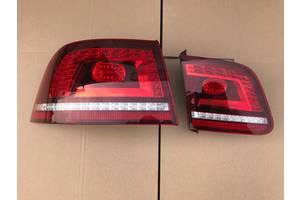 б/в ліхтарі задні Volkswagen Phaeton