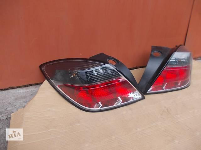 Фонарь задний  Opel Astra H GTC 3-х дв. хетчбек. Б/у оригинал в отл. сост. Цена за шт.- объявление о продаже  в Днепре (Днепропетровск)