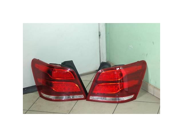 купить бу Фонарь задний стоп   Mercedes GLK-Class w204 x204 все в Самборе
