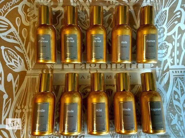 Настоящая французская парфюмерия Fragonard (Фрагонард)- объявление о продаже  в Львове