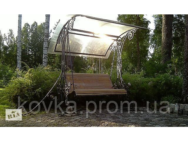 продам Качеля кованая парковая бу в Ладыжине