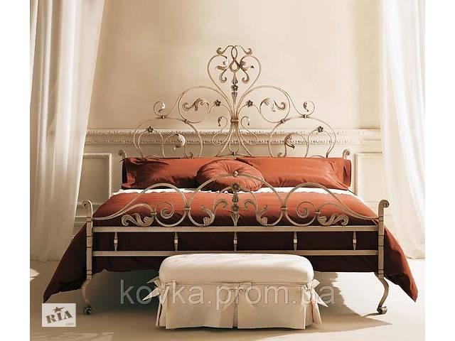 Кровать двухспальная кованая- объявление о продаже  в Ладыжине