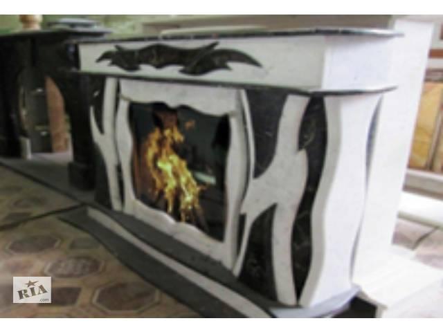 купить бу Продам мраморный портал выполненный в современном стиле. в Киеве