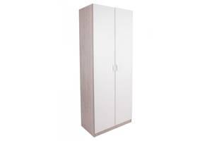 Шкаф с дверью Barsky Office White/Oregon OFWO-04