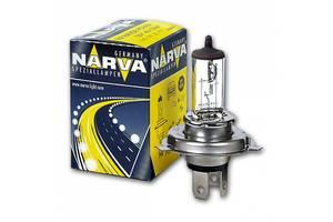 Галогенка H4 NARVA 24V 100/90W 48991 P43t