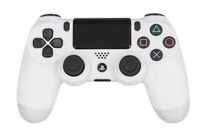 Геймпад Sony DualShock 4 V2 Glacier White (9894759)