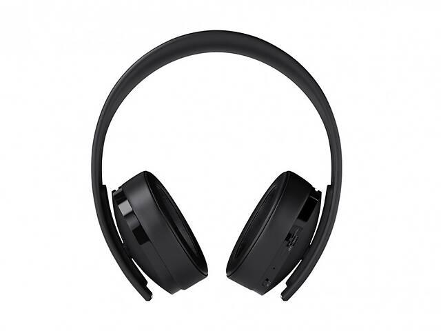 бу Наушники Sony PlayStation Gold Wireless Headset Black в Харькове
