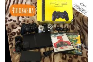 б/в Приставки Sony PlayStation 2