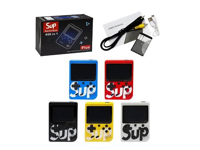 продам Портативная игровая ретро приставка консоль Game Box sup 400 в 1 бу в Луцьку