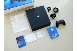 б/в Приставки Sony PlayStation 4