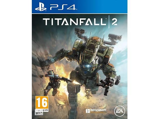продам Titanfall 2 PS4 НОВЫЙ диск / РУС версия бу в Запорожье