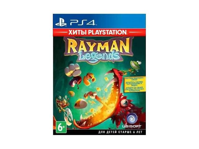продам Игра SONY Rayman Legends (Хиты PlayStation) %5bPS4, русская версия%5d (PSIV736) бу в Киеве