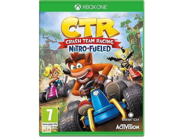 Игра Crash Team Racing (Xbox One, Английский язык)- объявление о продаже  в Киеве