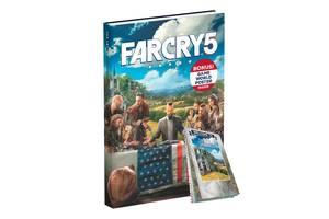 Гайд Far Cry 5 guide   Официальное коллекционное издание   новый