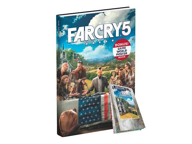 бу Гайд Far Cry 5 guide | Официальное коллекционное издание | новый в Запорожье
