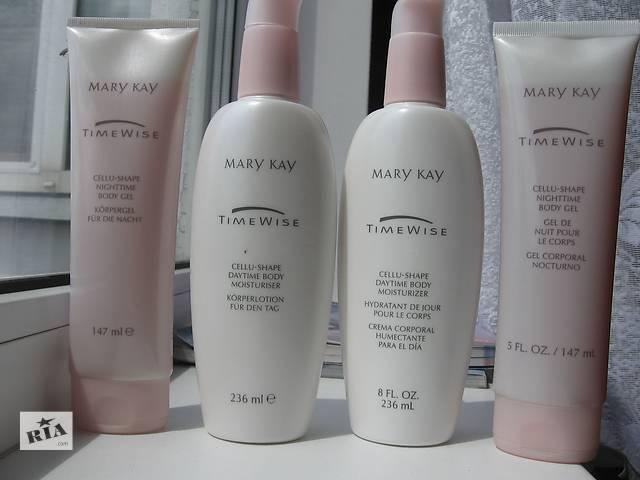 Гель, крем против целлюлита, антицеллюлитный, Мери Кей, MARY KAY CELLU-SHAPE- объявление о продаже  в Киеве