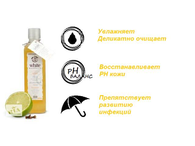 Гель для интимной гигиены серии Цитрус- объявление о продаже  в Тернополе