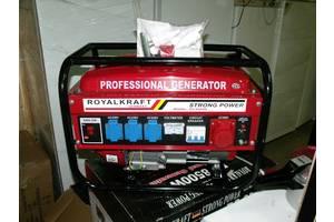 Генераторы и электростанции