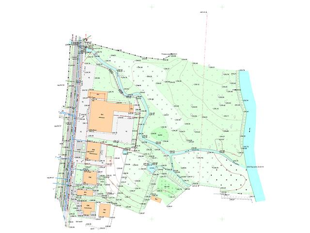 бу Геодезія і топографія в Вінниці для проектування і будівництва в Винницкой области
