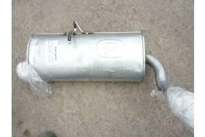 Глушитель для Peugeot Partner, СCitroen Berlingo 2007г в 1.6 Бензин