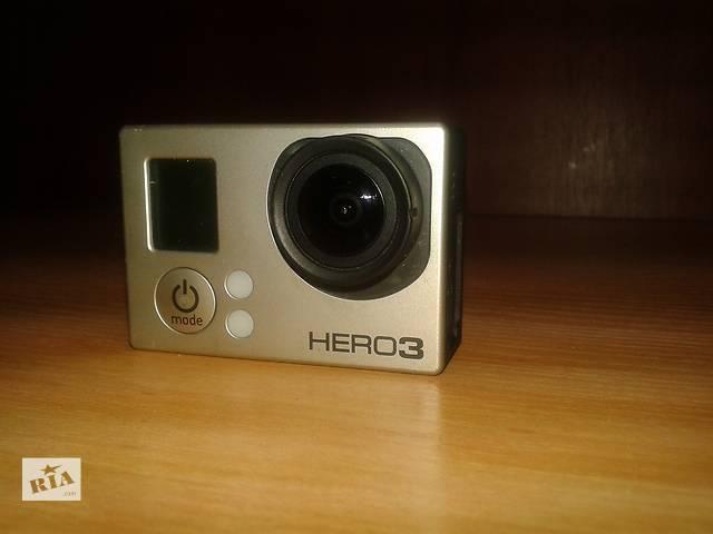 Go Pro Hero 3 Black Edition Original- объявление о продаже  в Донецке
