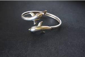 б/в Жіночі браслети зі срібла