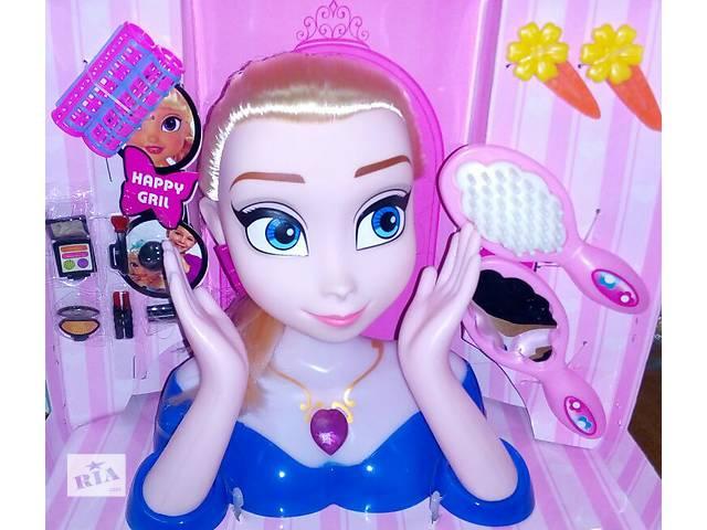 бу Голова куклы для причесок 8932-A4 в Одессе