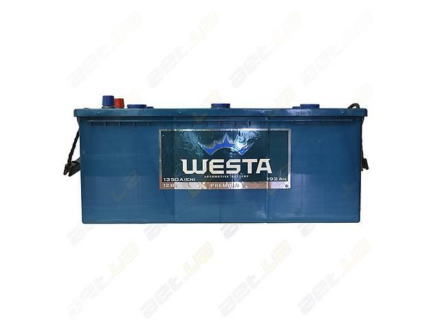 бу Грузовой аккумулятор WESTA 192Ah L+ 1350A в Одессе