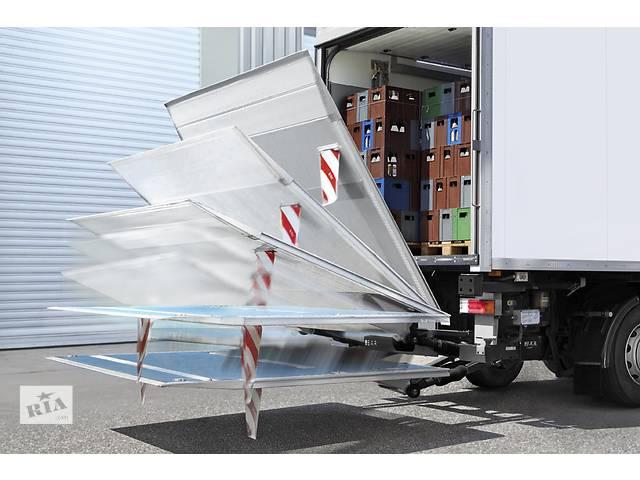 купить бу Гидроборт B.A.R. для грузовика MAN TGL в Киеве