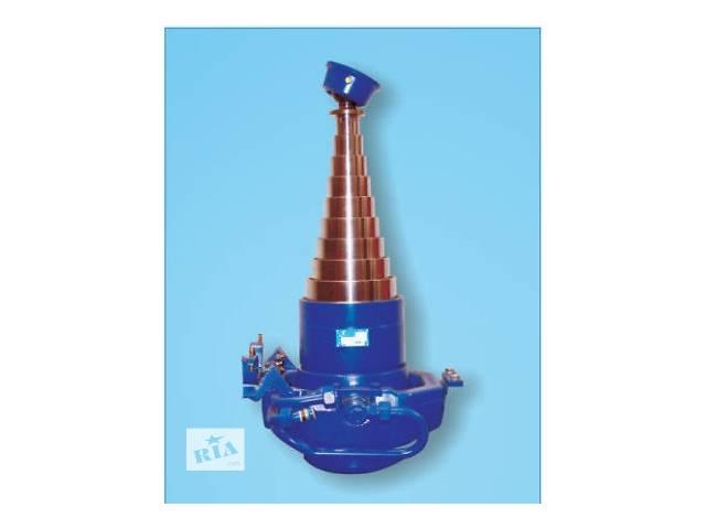 бу Гидроцилиндр 5-ти штоковый, подкузовной для трехсторонней разгрузки (KRM 193-5-2235-P105-K385) в Киеве