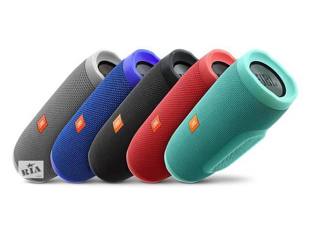 Bluetooth колонка JBL Charge 3+ Plus ГАРАНТІЯ- объявление о продаже  в Миколаєві