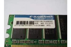 б/у Модули памяти Silicon Power
