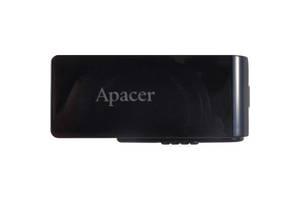 Флешка 64GB AH350 Black RP USB3.0 Apacer (AP64GAH350B-1)