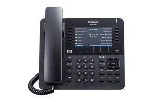 IP телефон PANASONIC KX-NT680RU-B