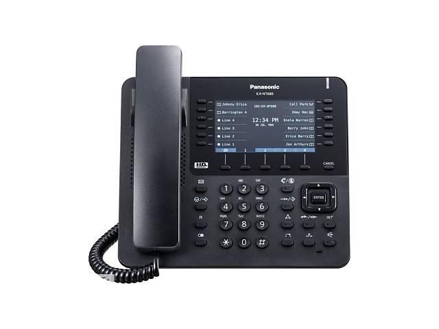 купить бу IP телефон PANASONIC KX-NT680RU-B в Киеве
