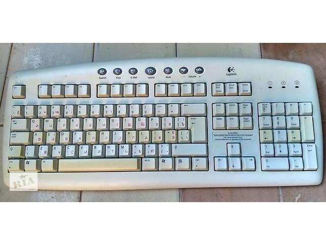 бу Клавиатура Logitech Deluxe Y-SU45. в Львове