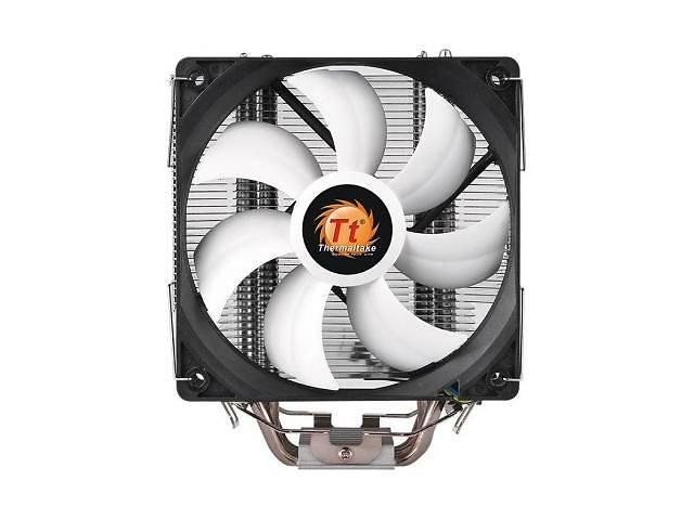 продам Кулер для процессора ThermalTake Contac Silent 12 (CL-P039-AL12BL-A) бу в Киеве