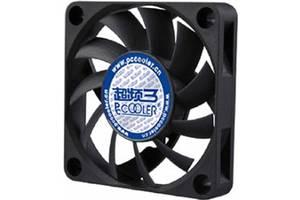 Кулер корпусной Pccooler F72, 3-pin + MOLEX, RPM 3500±10%, BOX