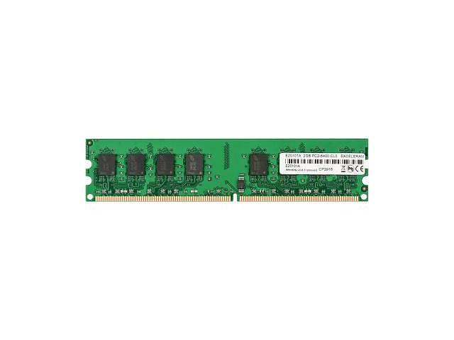 бу Модуль eXceleram DDR2 2GB 800 MHz (E20101A) в Харкові