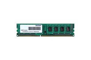 Модуль памяти для компьютера DDR3 4GB 1600 MHz Patriot (PSD34G160081)